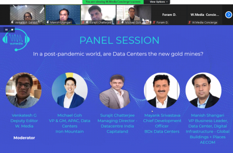2nd Edition South Asia Cloud & Datacenter Awards Summit 2021- Video On Demand