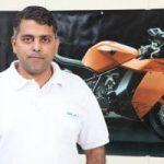 Eric VasPresident – Electric VehiclesBajaj Auto Ltd